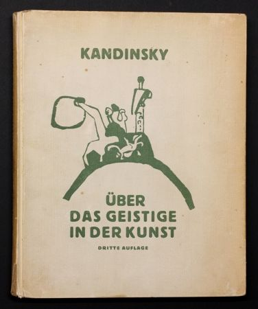 Illustriertes Buch Kandinsky - Über das Geistige in der Kunst (Concerning the Spiritual in Art)