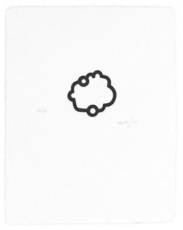 Radierung Chillida - 02 Libro Aromas-1