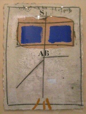 Stich Coignard - 1051 Deux Bleus S Rouge