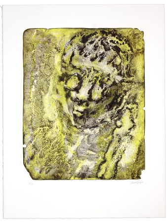 Lithographie Ferré - 20