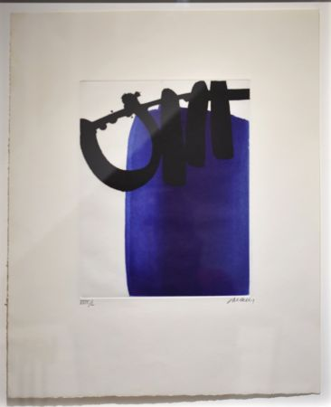 Radierung Soulages - 25 500 €