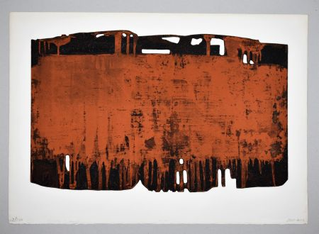 Radierung Soulages - 27 500 €