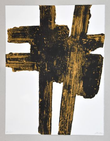 Radierung Soulages - 28 000 €