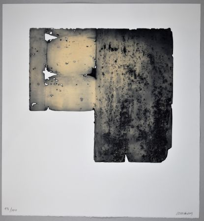 Radierung Soulages - 32 000 €