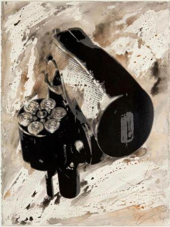 Siebdruck Longo - .38 Special