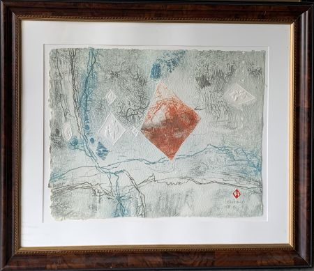 Stich Lebadang - Abstract Landscape