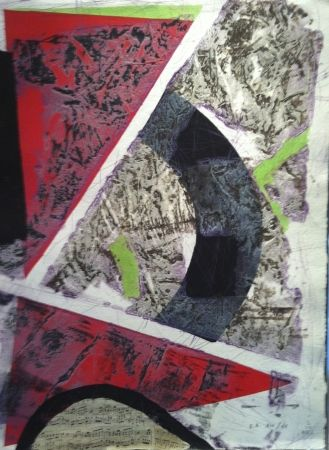 Carborundum Lionel - Abstraction