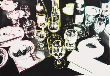 Siebdruck Warhol - After the Party (FS II.183)