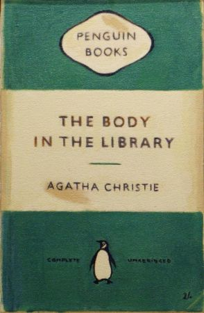 Keine Technische Hannah - Agatha Christie - The Body in the Library