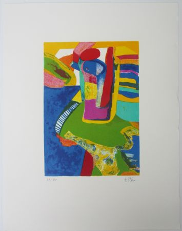 Lithographie Esteve - Agria