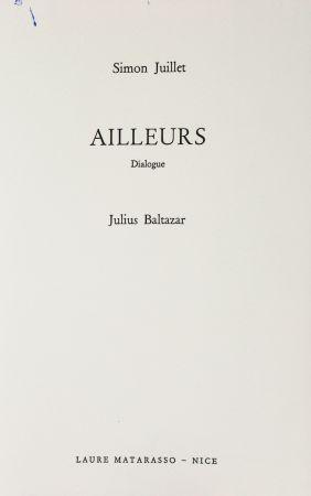 Illustriertes Buch Baltazar - Ailleurs