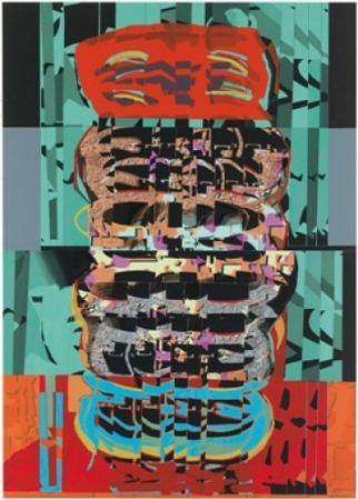 Lithographie Gordillo - A.L. Galeria Joan Prats
