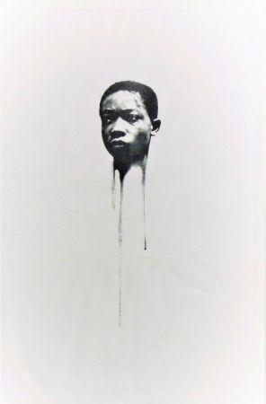 Lithographie Plensa - Alban Berg