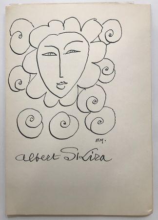 Illustriertes Buch Matisse - Albert Skira - Vingt ans d'activité (1948)