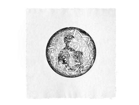 Stich Plensa - Alchimistes 4