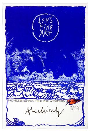 Plakat Alechinsky - Alechinsky, 1977