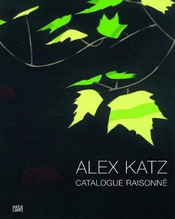 Illustriertes Buch Katz - Alex Katz: prints : catalogue raisonné 1947-2010