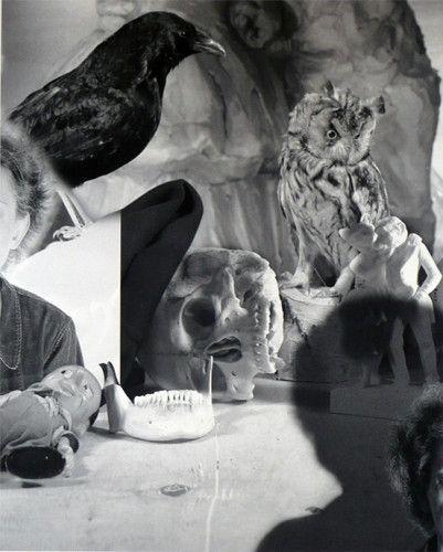 Multiple Dine - American (b. 1935-) Nancy Looming