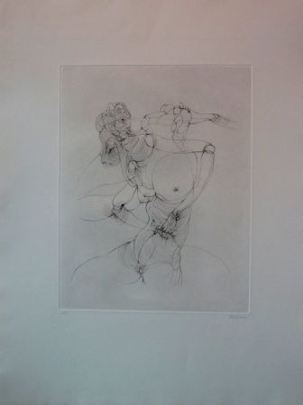 Stich Bellmer -  Anatomie De L'image