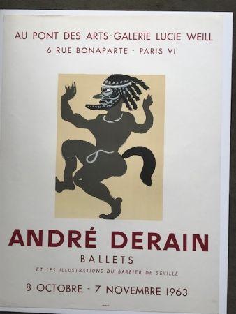 Plakat Derain - André Derain 'ballets '