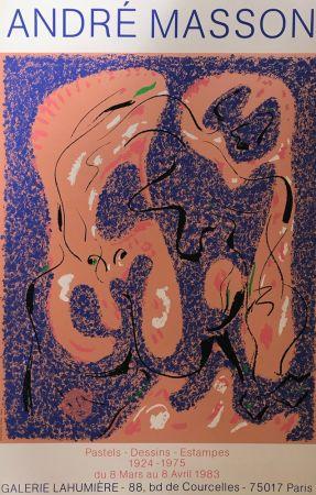Plakat Masson - André Masson, 75