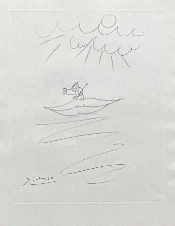 Stich Picasso - Ange de l'amour