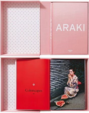Illustriertes Buch Araki - ARAKI (Sumo)