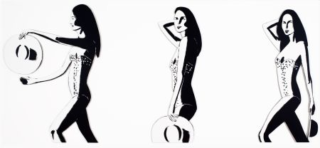 Multiple Katz - Ariel (Cutout)