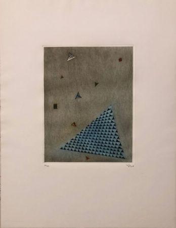 Stich Piza - Arrangement des triangles