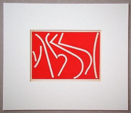 Siebdruck Colla - Arte non-figurativa 1953