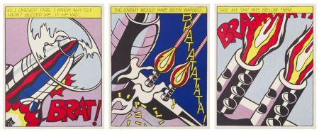 Offset Lichtenstein - As I opened fire