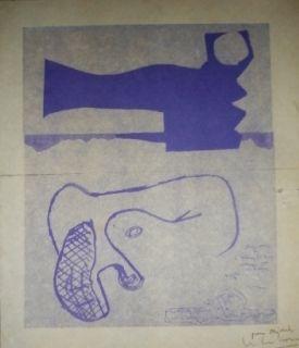 Keine Technische Le Corbusier - Atelier 35 Sèvres