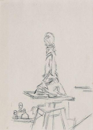 Keine Technische Giacometti - Atelier à la sellette