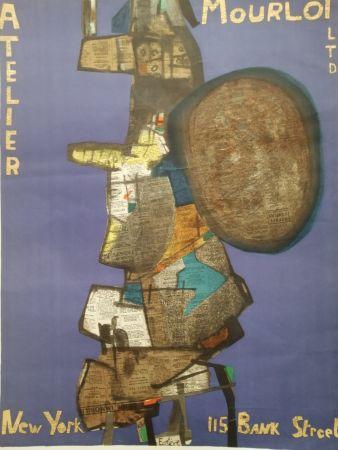 Plakat Esteve - Atelier Mourlot - New York