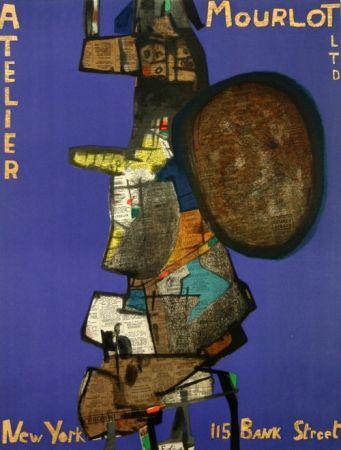 Lithographie Esteve - Atelier Mourlot New York