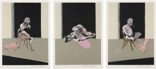 Stich Bacon - August (triptych)