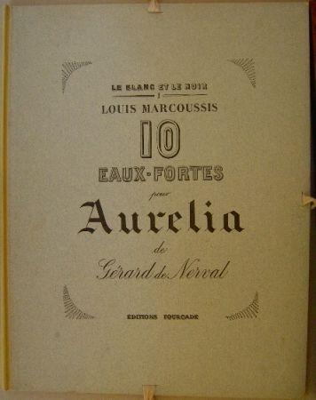 Stich Marcoussis - Aurelia, 10 Eaux-fortes