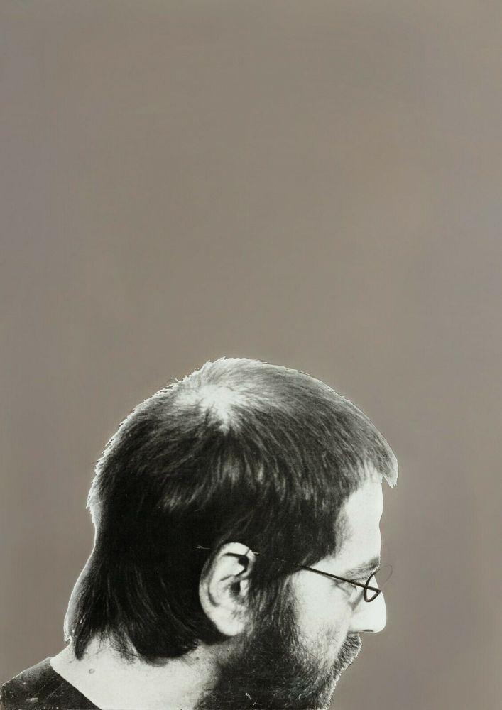 Siebdruck Pistoletto - Autoritratto, 1970