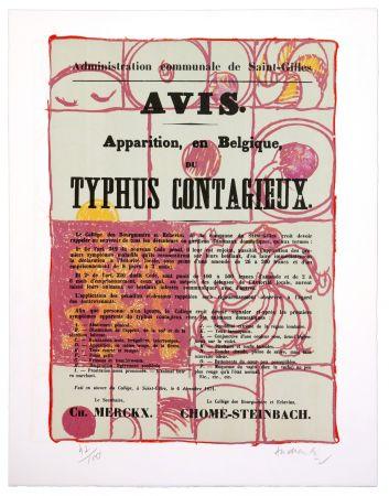 Lithographie Alechinsky - Avis