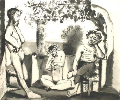 Stich Picasso - Bacchanale (afterwork)