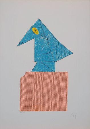 Stich Baj - Baj chez Picasso 1