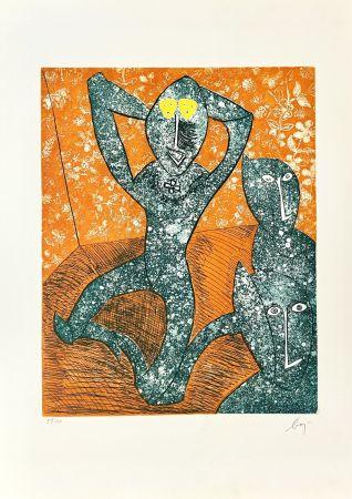 Stich Baj - Baj chez Picasso 11,