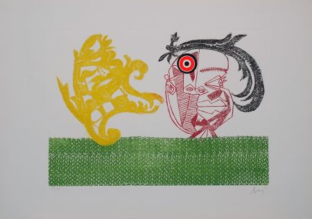 Stich Baj - Baj chez Picasso 2