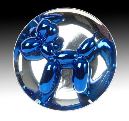 Keine Technische Koons - Balloon Dog blue