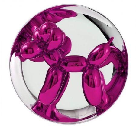 Keine Technische Koons - Balloon Dog magenta