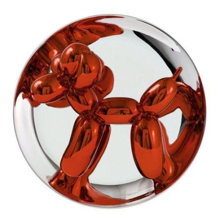Multiple Koons - Balloon Dog (Orange),