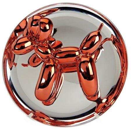 Keine Technische Koons - Balloon Dog orange