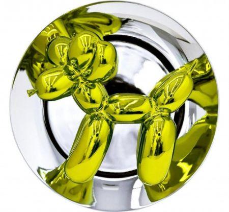 Multiple Koons - Balloon Dog (Yellow),