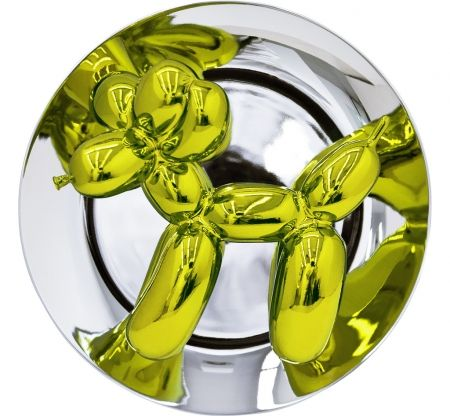 Keine Technische Koons - Balloon Dog Yellow