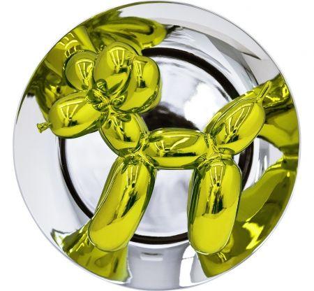 Keine Technische Koons - Balloon Dog (Yellow)